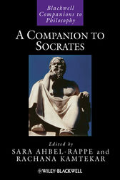A Companion to Socrates by Sara Ahbel-Rappe