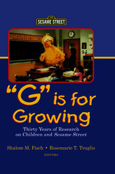 G Is for Growing by Shalom M. Fisch