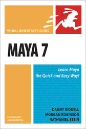 Maya 7 for Windows and Macintosh by Danny Riddell