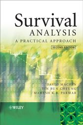 Survival Analysis by David Machin