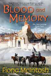 Blood and Memory by Fiona McIntosh
