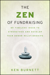 The Zen of Fundraising by Ken Burnett
