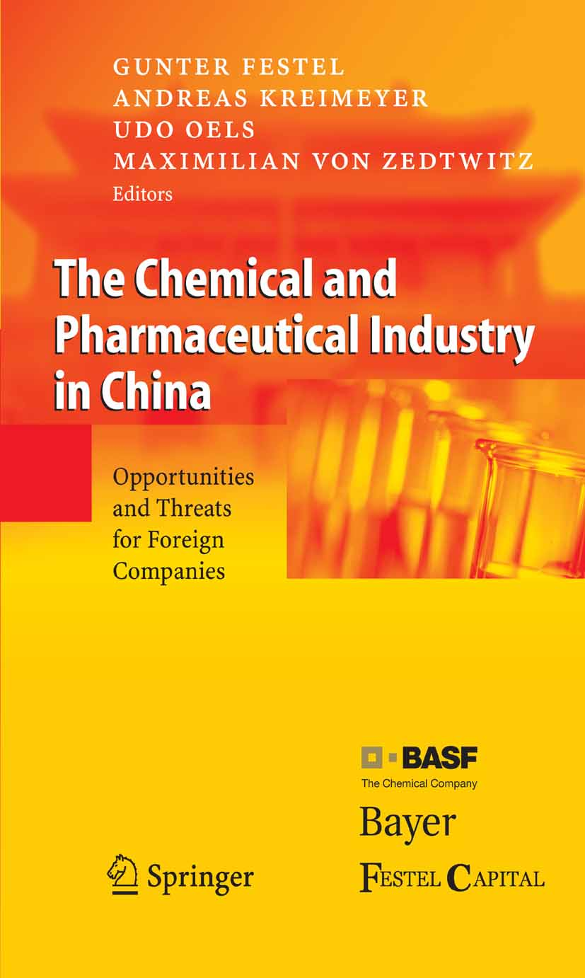 Download Ebook The Chemical and Pharmaceutical Industry in China by G. Festel Pdf