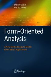 Form-Oriented Analysis by Dirk Draheim