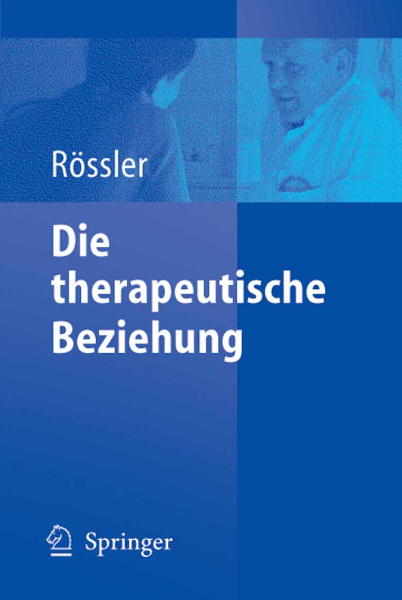 Die therapeutische Beziehung - 10-14.99