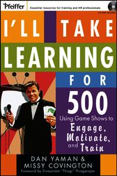 I'll Take Learning for 500 by Dan Yaman