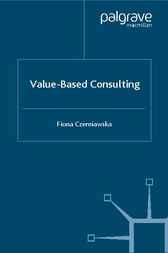 Value-Based Consulting by Fiona Czerniawska