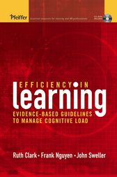 Efficiency in Learning by Ruth C. Clark