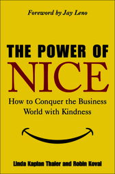 The Power of Nice by Linda Kaplan Thaler