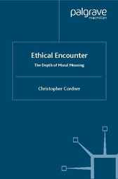 Ethical Encounter by Christopher Cordner