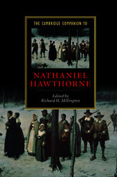 The Cambridge Companion to Nathaniel Hawthorne by Richard H. Millington