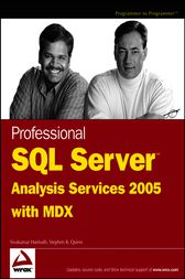 Professional SQL Server Analysis Services 2005 with MDX by Sivakumar Harinath