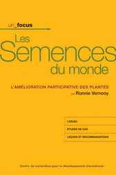 Les semences du monde by Ronnie Vernooy