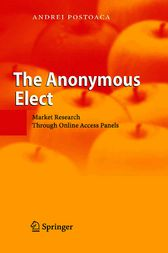 The Anonymous Elect by Andrei Postoaca
