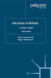 Elections in Britain by Dick Leonard