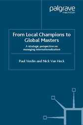From Local Champions To Global Masters by Paul Verdin