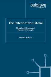The Extent of the Literal by Marina Rakova