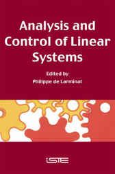 Analysis and Control of Linear Systems by Philippe de Larminat