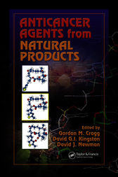Anticancer Agents from Natural Products by Gordon M. Cragg