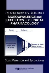 Bioequivalence and Statistics in Clinical Pharmacology by Scott D. Patterson