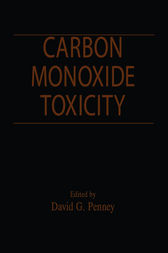 Carbon Monoxide Toxicity by David G. Penney