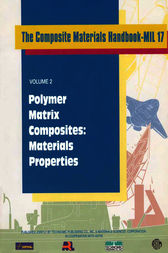 Composite Materials Handbook-MIL 17, Volume 2 by Us Dept Of Defense