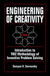 Engineering of Creativity by Semyon D. Savransky