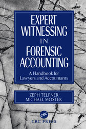 Expert Witnessing in Forensic Accounting by Zeph Telpner