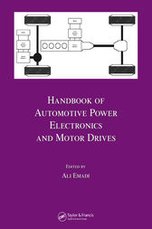 Handbook of Automotive Power Electronics and Motor Drives by Ali Emadi