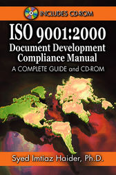 Iso 9001 by Syed Imtiaz Haider