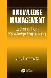 Knowledge Management by Jay Liebowitz