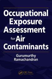 Occupational Exposure Assessment for Air Contaminants by Gurumurthy Ramachandran