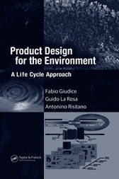 Product Design for the Environment by Fabio Giudice