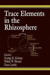 Trace Elements in the Rhizosphere by George R. Gobran