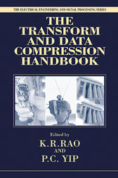 The Transform and Data Compression Handbook by Kamisetty Ramam Rao