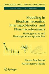 Modeling in Biopharmaceutics, Pharmacokinetics and Pharmacodynamics by Panos Macheras