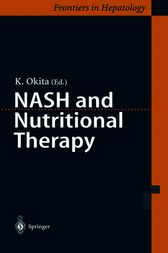 NASH and Nutritional Therapy by K. Okita