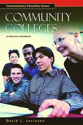 Community Colleges by David L. Levinson