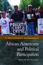 African Americans and Political Participation by Minion Morrison; Raymond Smith