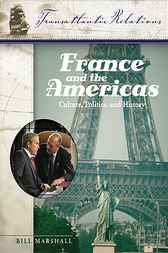 France and the Americas by Bill Marshall