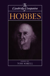 The Cambridge Companion to Hobbes by Tom Sorell