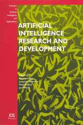 Artificial Intelligence Research and Development by B. López