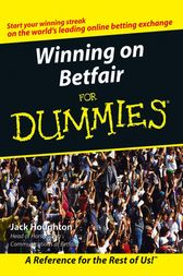 Winning on Betfair For Dummies by Jack Houghton