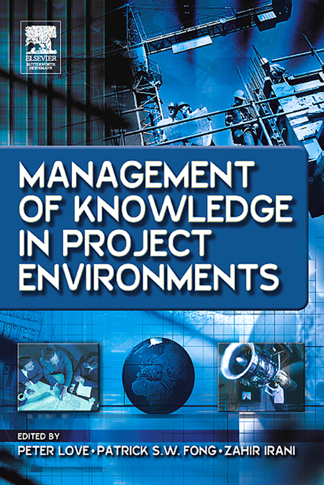 Download Ebook Management of Knowledge in Project Environments by Peter Love Pdf