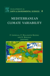 Mediterranean Climate Variability by P. Lionello
