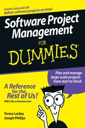 Software Project Management For Dummies by Teresa Luckey