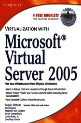 Virtualization with Microsoft Virtual Server 2005 by Andy Jones