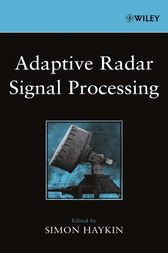Adaptive Radar Signal Processing by Simon Haykin