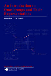 An Introduction to Quasigroups and Their  Representations by Jonathan D. H. Smith