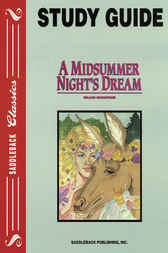 A Midsummer Night's Dream Study Guide by William Shakespeare